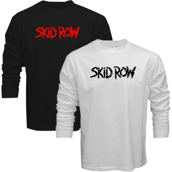 0965b4aaa New T-Shirt Skid Row Rock Band Metal Classic Sodom Mastodon ...
